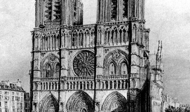 sentido, de una piedra a una catedral