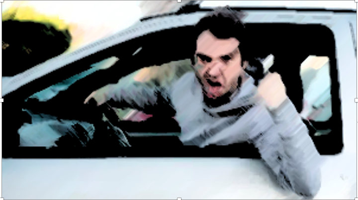 conductor vehemente